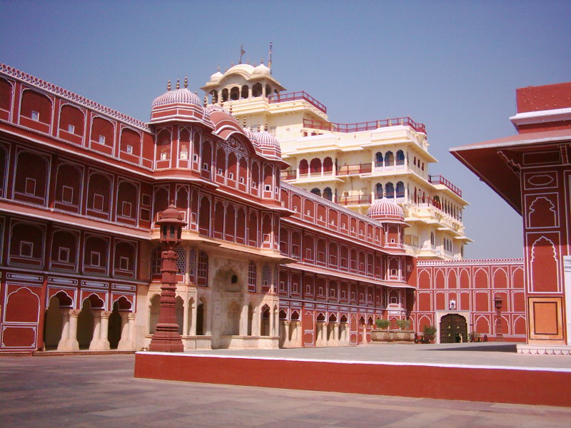 city palace jaipur spectacular architectural marvel