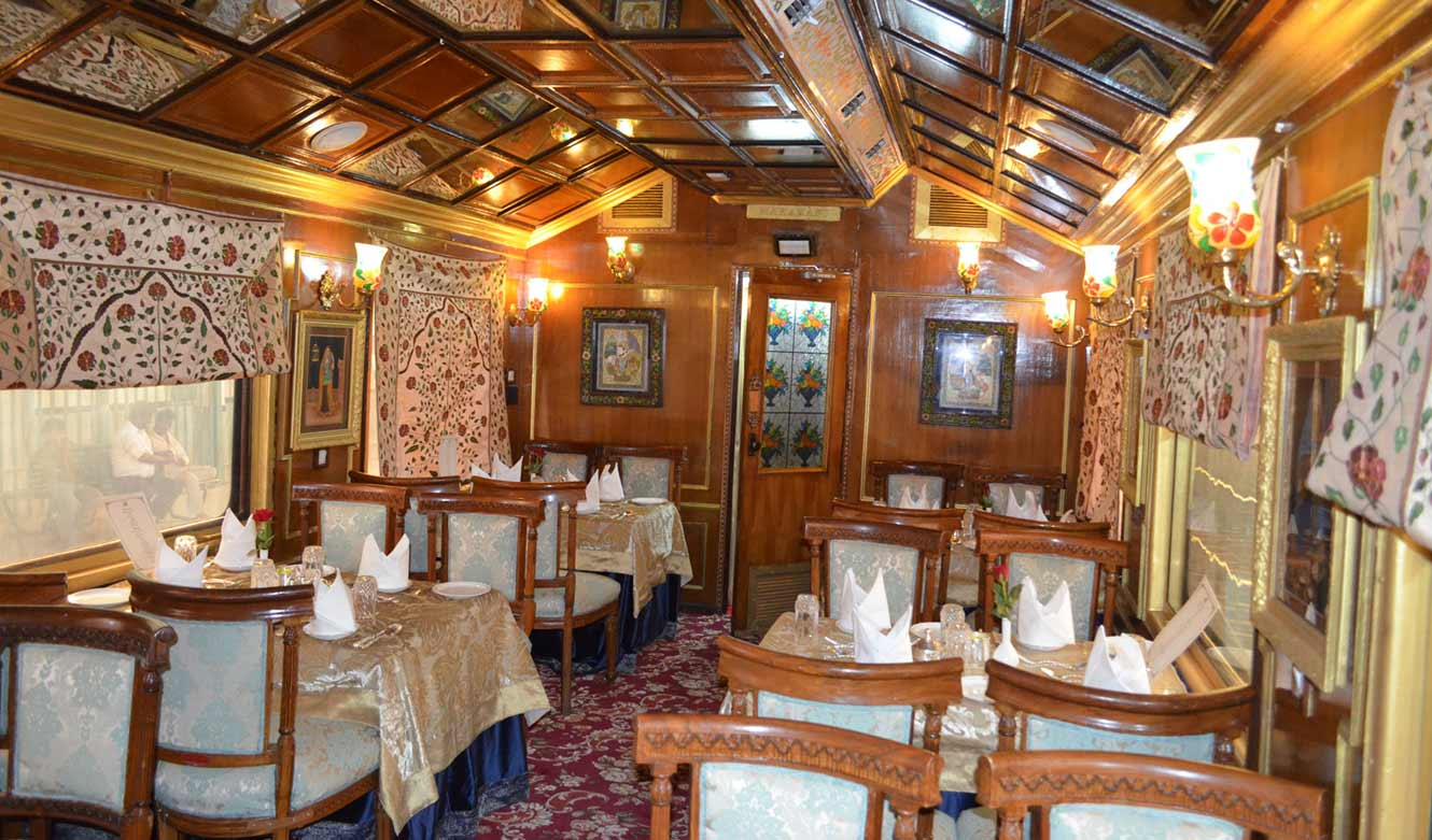 The Restaurant, Palace on Wheels