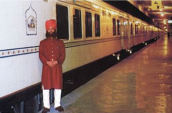 History of Palace on Wheels