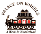 Palace on Wheels Responsive Logo